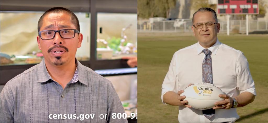 Census super bowl ads